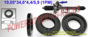 Oil seal steering racks CITROEN/LANCIA/PEUGEOT/FORD/HONDA/RENAULT/SEAT/VOLVO/VW