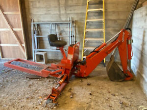 Kioti Backhoe KB2365 attachment. It has about 20 hours of use.