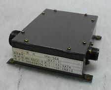 Mitsubishi CNC IPA-56A Servo Motor Preamp, Used, Warranty