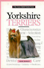New Owner's Guide to Yorkshire Terriers by Janet Jackson (Hardback) NEW BOOK