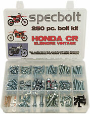 Honda CR125 CR250 MR MT Elsinore Vintage CR 125 250 Restore Hardware Kit