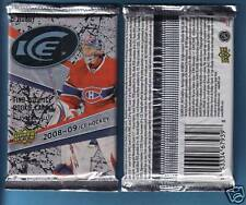 2008-09 Upper Deck ICE Hockey Hobby Pack (x1) Fresh from Box!