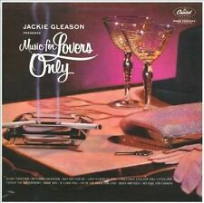Jackie Gleason - Music for Lovers Only (CD, 1987, Capitol Records) Ships FREE