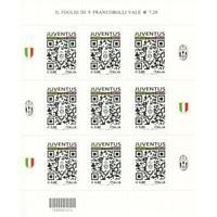 Foglietto Juventus Campione d'Italia 2014-2015 Italia