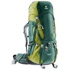 Mochila trekking acampada viajes camino Deuter Aircontact 65 10 Forest
