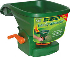 EverGreen Hand Held Lawn Seed Easy Handy Spreader Applicator Small Garden Care