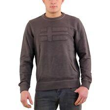Jersey de hombre en color principal gris 100% algodón