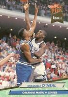 1992-93 Fleer Ultra Shaquille O'Neal Rookie Card RC #328  Orlando Magic