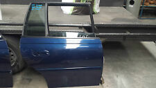 HOLDEN VZ COMMODORE WAGON 05 MDL R/HAND REAR DOOR SHELL PAINT CODE : 718H  BLUE