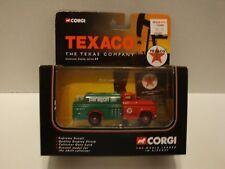 Corgi TEXACO 1966 GMC 1/2 Ton Tanker Truck The Texas Company Diecast C46-14