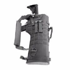 Tactical Rifle Scabbard AR15 Rifle Holster Military Shoulder Gun Bag Urb Gray.