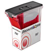 797-0 for Pitney Bowes K700 Postage Mail Red Ink Cartridge MailStation K700