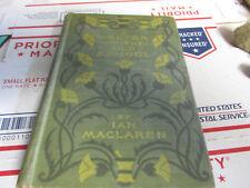 [DF] antique book, Doctor of the old school by Ian Maclaren copyright 1895