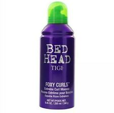 Bed Head TIGI Foxy Curls Mousse 8.45 oz Full Size Extreme Definition