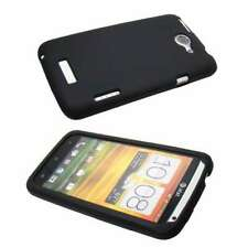 Smartphone Case for HTC One X TPU-Case Protective Cover in black