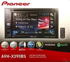 Pioneer AVH-X390BS DVD RDS AV Receiver CD/AUX/USB/BT/SiriusXM