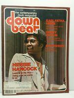 Down Beat Magazine Jazz Blues Rock Herbie Hancock May 17 1979