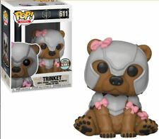 FUNKO POP Vox Machina Trinket Armored Specialty Series W Protector PREORDER Mint