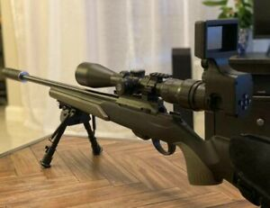 Digital NVS30 Night Vision Rifle Scope for Diameter Range 38~48mm for Security