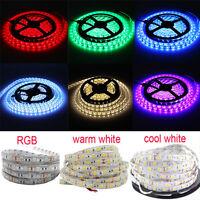 5-10M SMD 5050 RGB white Waterproof 300 LED Flexible 10M Tape Strip Light DC12V