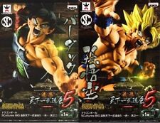 Banpresto Dragonball Dragon ball Z Kai Figure SCultures Big 5 Bardock & SS Goku