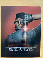 Blade 1998 Marvel Universe Rare Futureshop Canadian Region A Blu-ray Steelbook
