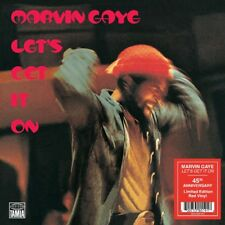 MARVIN GAYE Lets Get It On 45th Anniversary LP Vinyl NEW RSD 2018