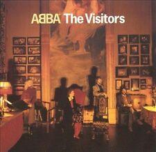 The Visitors [Import Bonus Tracks] [Remaster] by ABBA (CD, Jun-2001, Polar Records)
