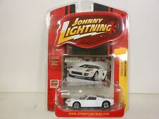 Johnny Lightning Muscle Cars 2005 Ford Gt White (Die-cast-1:64 Scale)