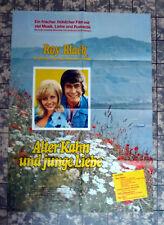 ROY BLACK * Alter Kahn und junge Liebe - A1-FILMPOSTER Ger 1-Sh.´73 B. NIELSEN