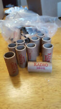 25 pyro Radio Salute tubes 3/4 x2 .no powder