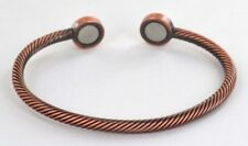 HEALING COPPER BIO HIGH STRENGTH MAGNETIC BRACELET ARTHRITIS AID PAIN RELIEF