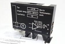 Noris Tachometer obra lv31 messumformer measuring transducer serie 3 sin usar