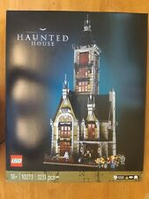 Lego Creator Expert Fairground Collection Set 10273 Haunted House 100% Complete