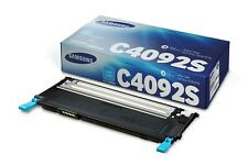 New & Sealed Samsung Original CLT-C4092S/ELS Genuine Cyan Toner cartridge