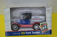 Ertl 1:25 Scale Heavy Diecast Metal 1918 Ford Mobiloil OIl Tanker Truck Replica