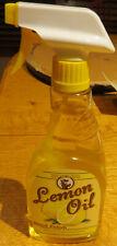 Howard Lemon Oil