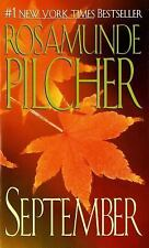 September by Pilcher, Rosamunde [1991] Paperback