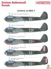 Techmod Decals 1/48 JUNKERS Ju-88A-1 Bomber