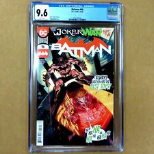 BATMAN #96 CGC Graded 9.6 DC Comics 2020