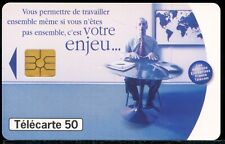#194 France TELECOM Phonecard - Telecarte 50 unites Les Solutions Enterprises ..