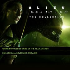 Alien Isolation The Collection Steam (PC/MAC/LINUX) - Region free -