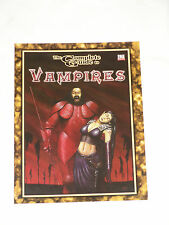 The Complete Guide To Vampires*Dungeons & Dragons* Goodman Games* d20 *BRAND NEW