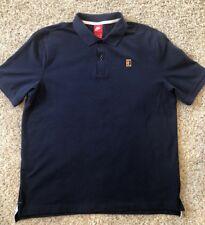 Nike Court Challenge Pete Sampras Polo Shirt Tennis Size 2Xl Navy Retro