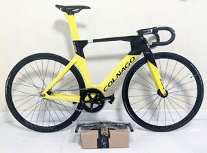NEW 2021 Colnago K.One Pista Sprint / Pursuit Track Bike Medium Miche Sugino DD