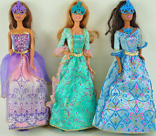Barbie mousquetaires Aramina viveca teresa poupée doll Mattel très rare 01-b-bp