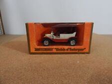 Matchbox Models of Yesteryear Ford Diecast Cars
