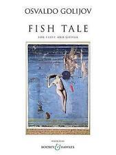 Cuento de pescado: para flauta y guitarra por Boosey & Hawkes Inc (de Bolsillo/Softback,...