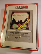 Rare Nostalgic Hits From The Twin Pianos of Ferrante & Teicher Twin-Pack 8 Track