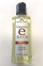 Personal Care Vitamin E Skin Oil  *  NEW SEALED *  Fresh   07/20 exp